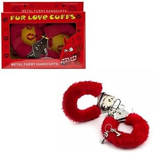 Esposas fur love cuffs